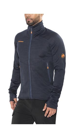 Mammut Eiswand Guide ML - Sweat-shirt Homme - gris/bleu